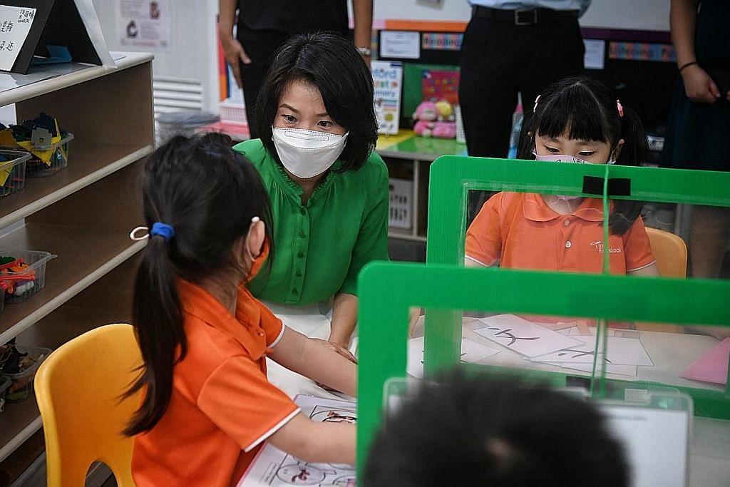 Sokongan profesional bagi kanak-kanak punyai keperluan pembangunan