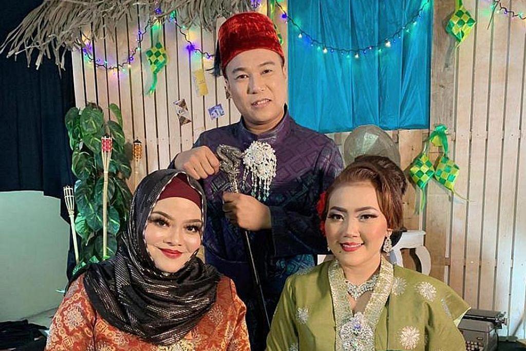 'Trio Beraya' satukan 3 sahabat