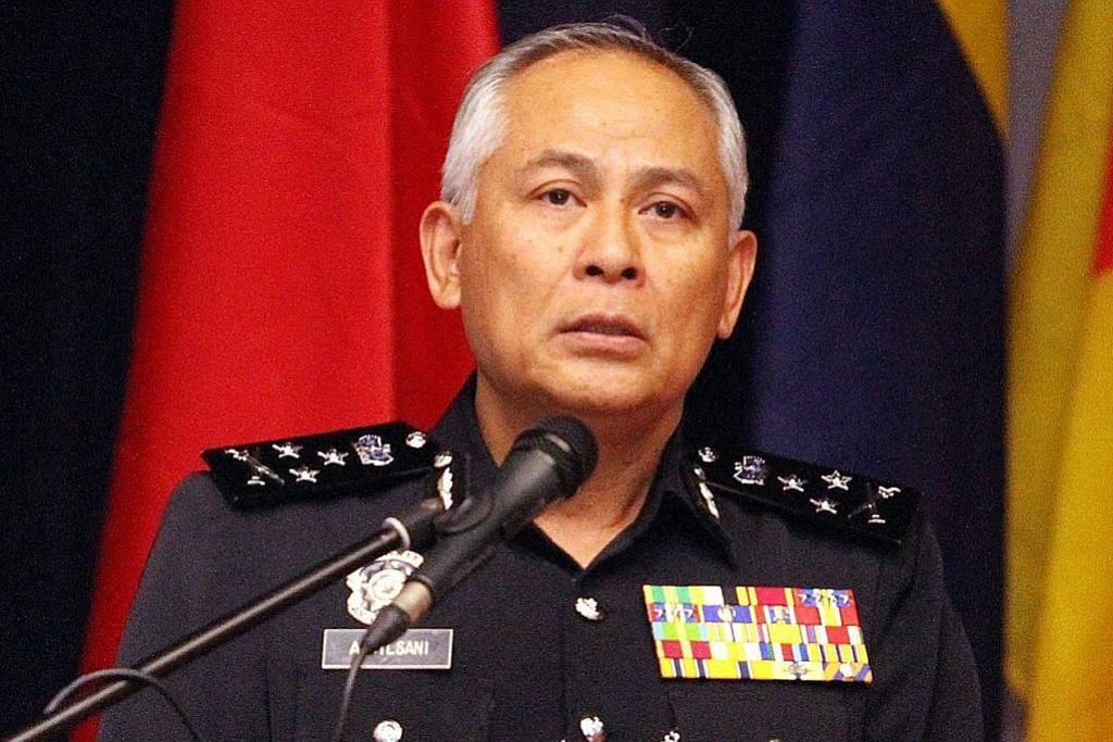 M'sia lantik Ketua Polis Negara baharu