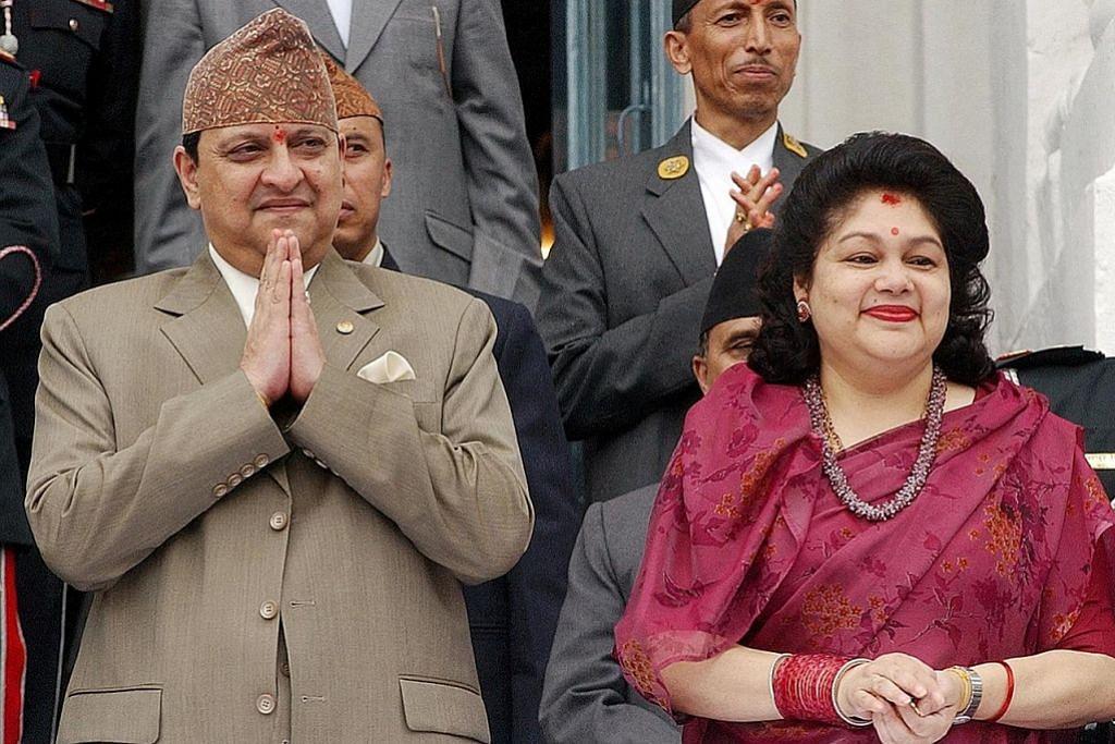 NEPAL Nepal laksana perintah sekatan