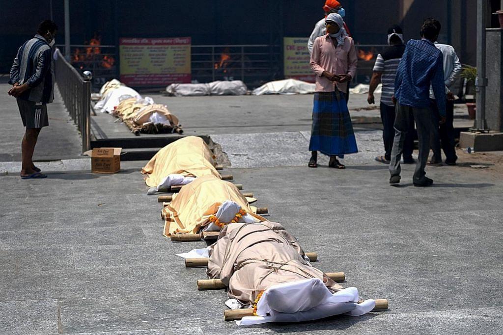 Covid-19 cabar wibawa, upaya Modi tangani krisis LINGKARAN DUNIA
