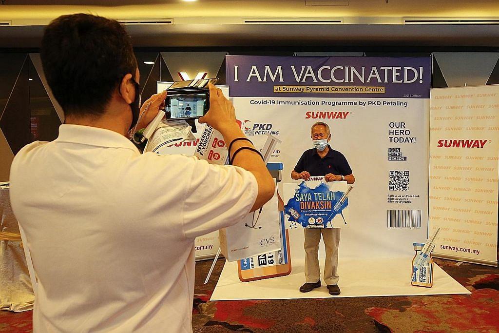 Kes pertama mutasi berganda India di Malaysia