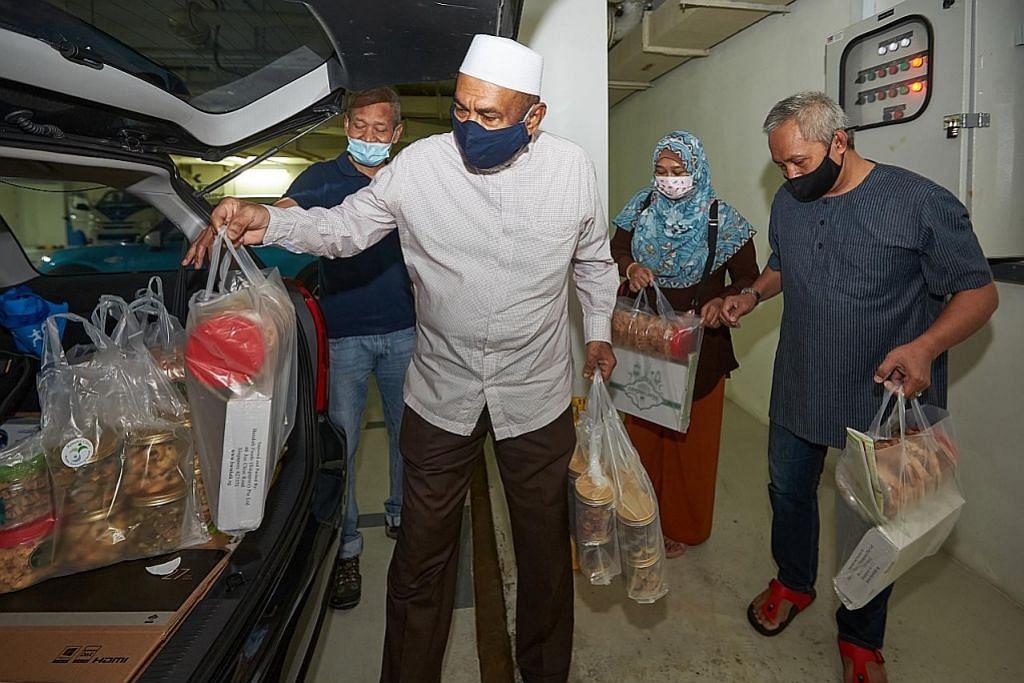 MCS sampaikan keceriaan Ramadan pada keluarga bekas pesalah