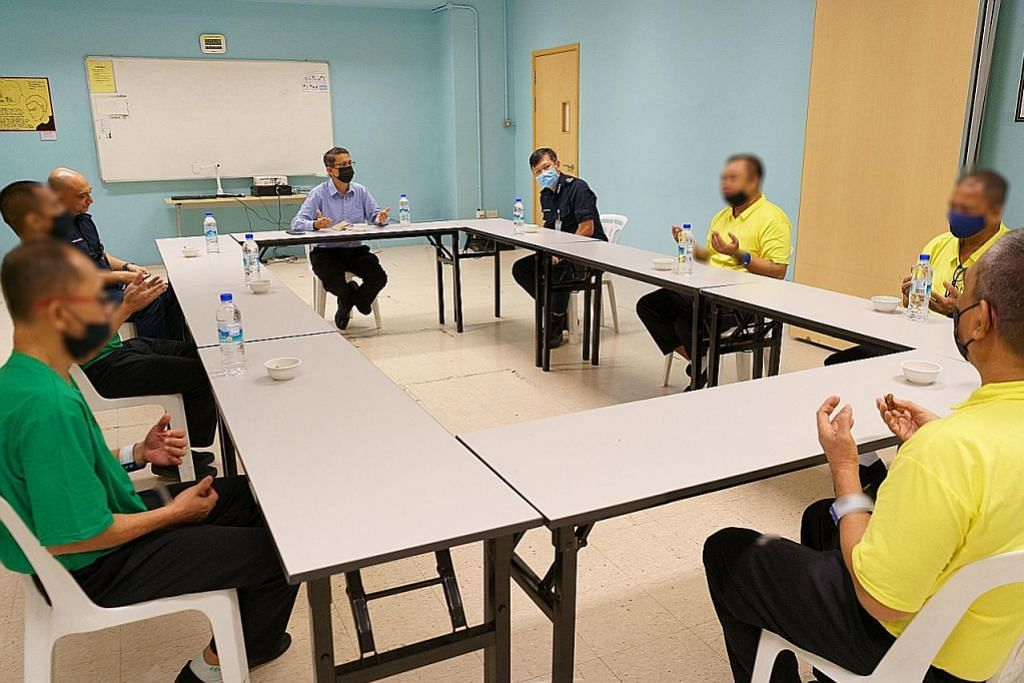 Bangga komitmen pegawai penjara bantu pesalah jalani pemulihan