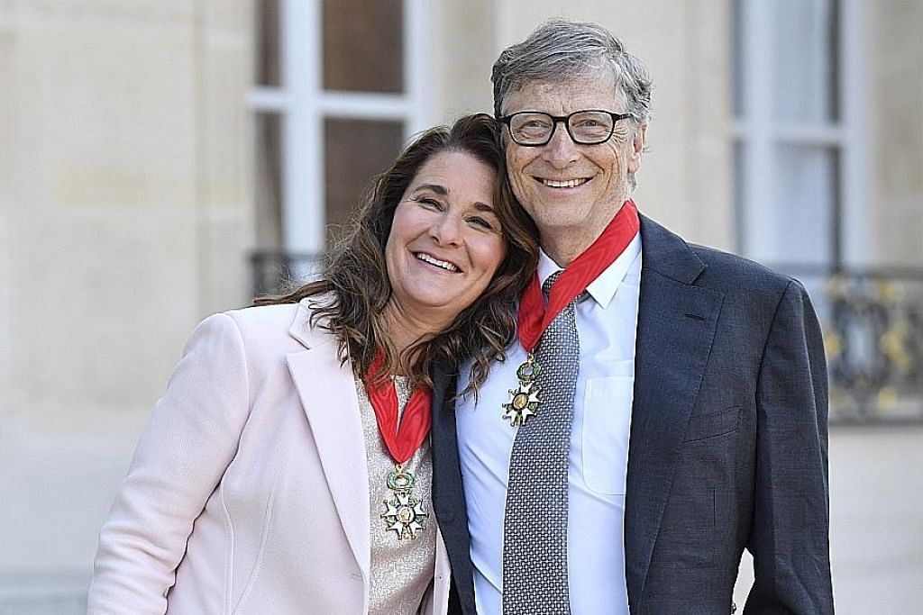 Bill dan Melinda Gates bercerai selepas 27 tahun
