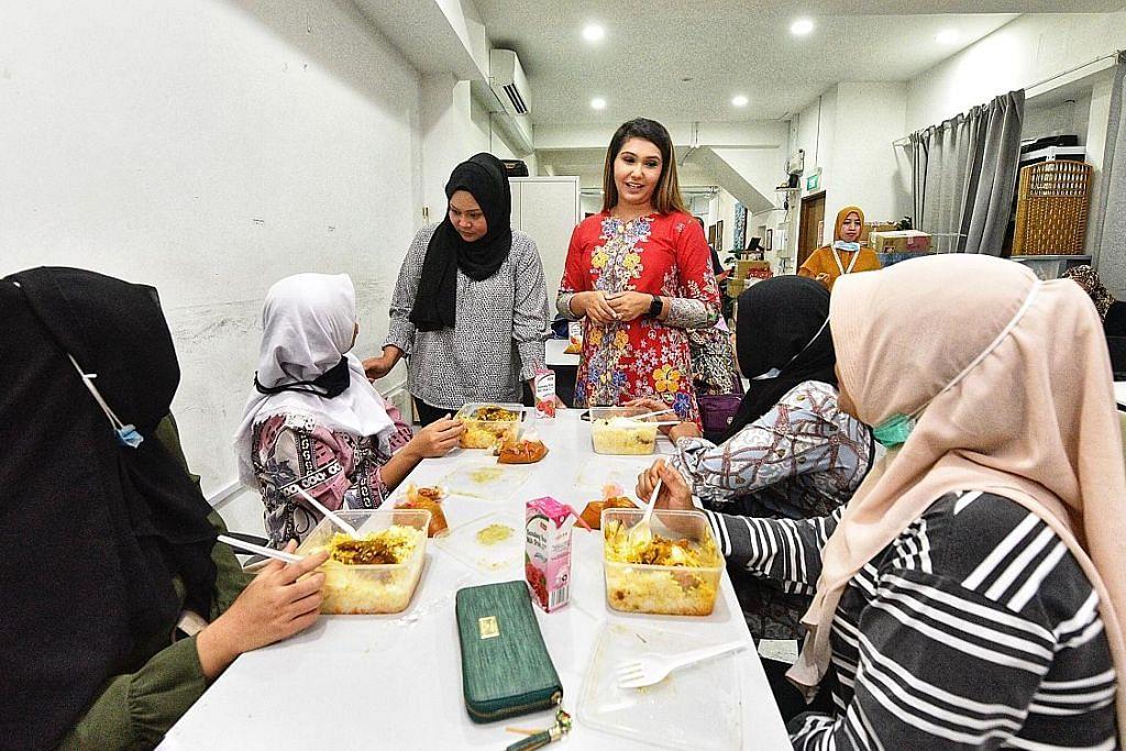 Pembantu rumah migran syukur sambut Lebaran di 'rumah kedua'