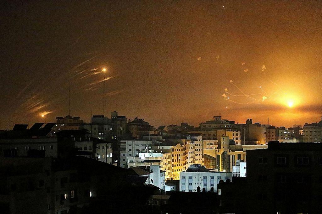 Ketegangan Israel, Hamas memuncak