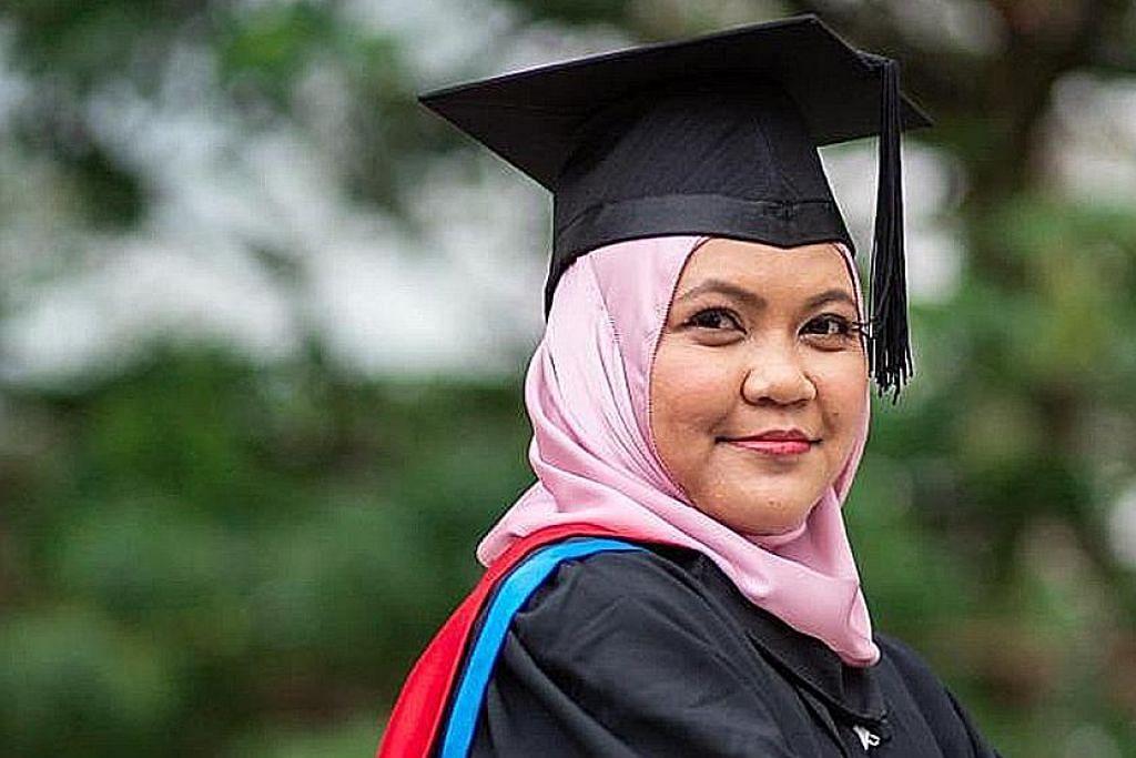 RENCANA KONVOKESYEN UNIVERSITI SAINS KEMASYARAKATAN SINGAPURA (SUSS) 'Loncatan' berbaloi buru ijazah selepas 16 tahun bekerja