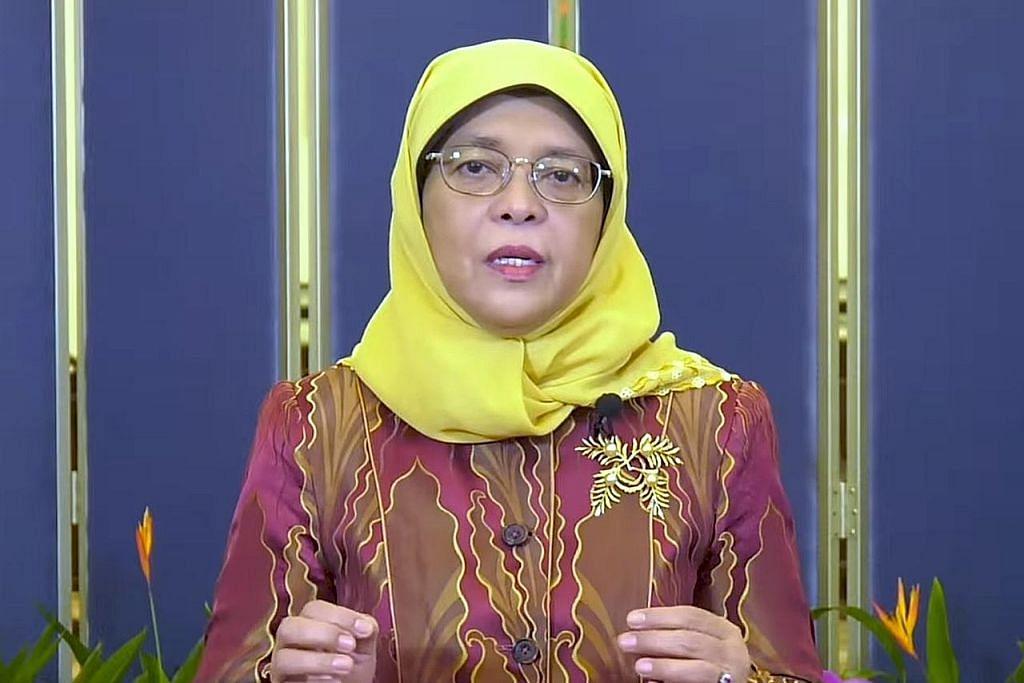 Presiden Halimah: Senarai ibarat ajak lakukan keganasan seks terhadap wanita
