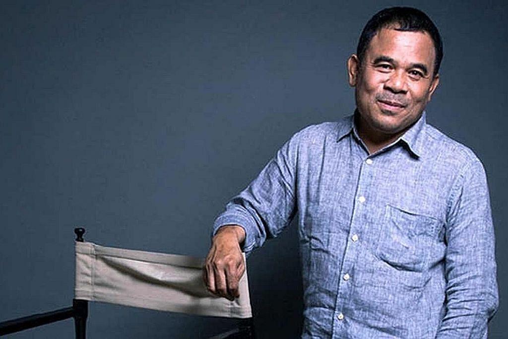 'Sarung' rai 40 tahun sutradara Garin