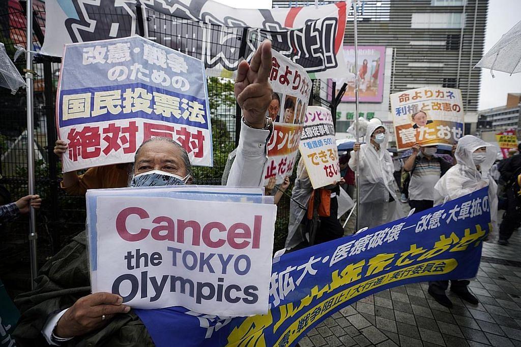 Jepun timbang benar penonton domestik hadiri Sukan Olimpik