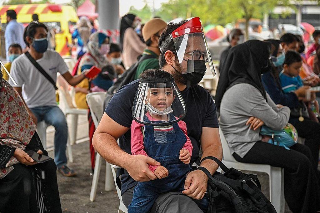 Kanak-kanak di M'sia berusia 12-17 tahun dijangka diberi vaksin