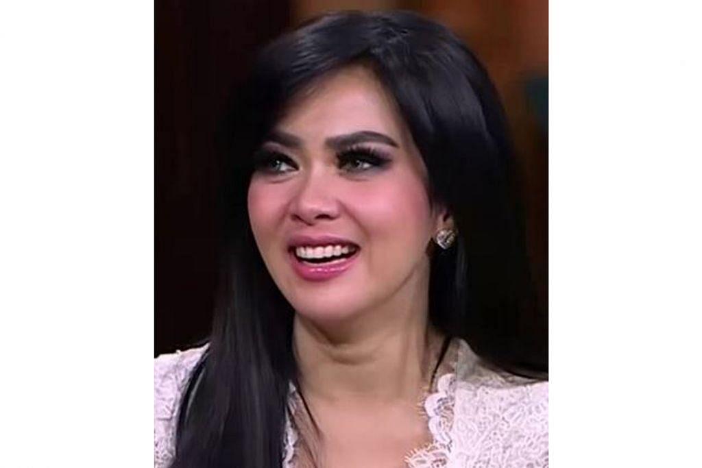 Agnez Mo dahului senarai 5 bintang Indonesia terkaya