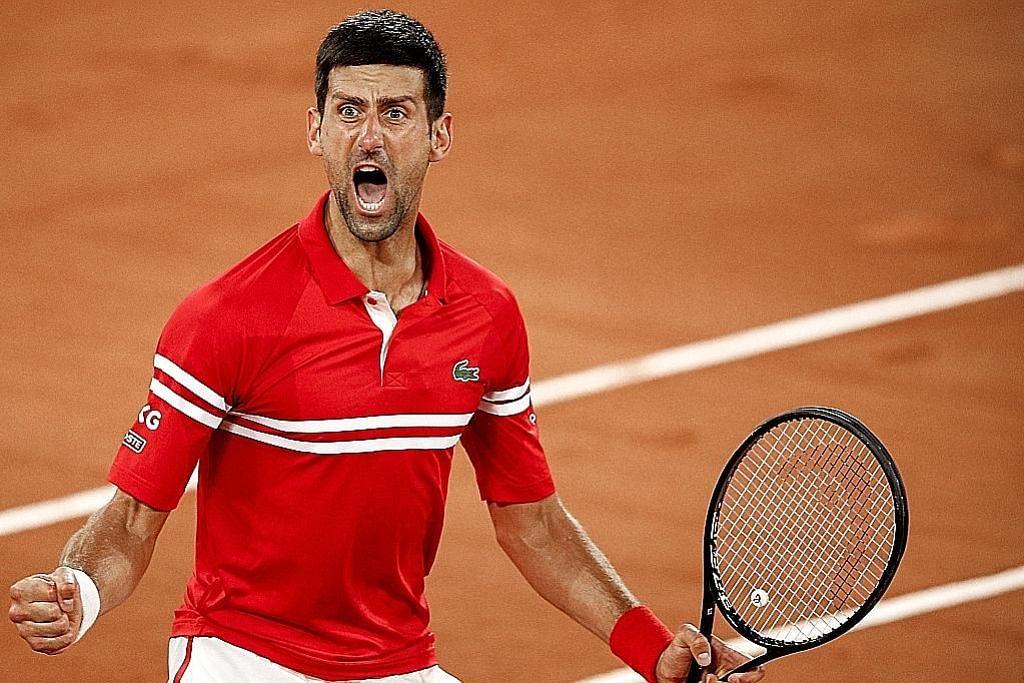 Djokovic menang tanpa sorakan penonton