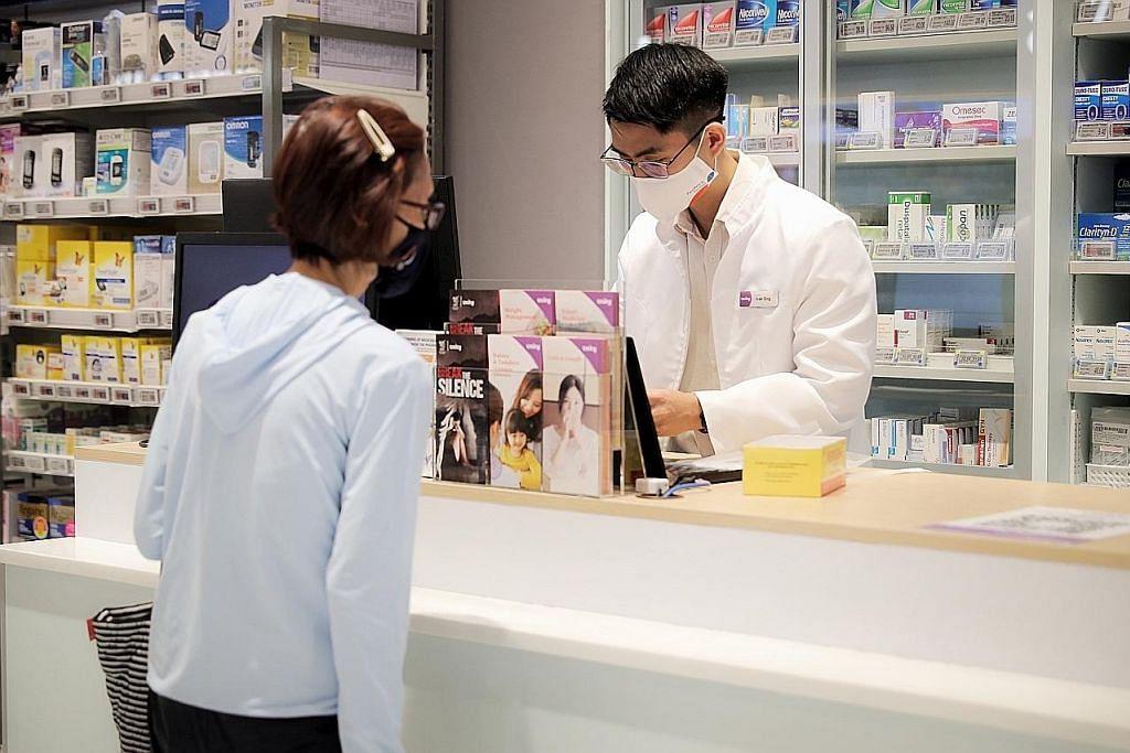 Kit ujian Covid-19 DIY akan dijual di farmasi mulai 16 Jun