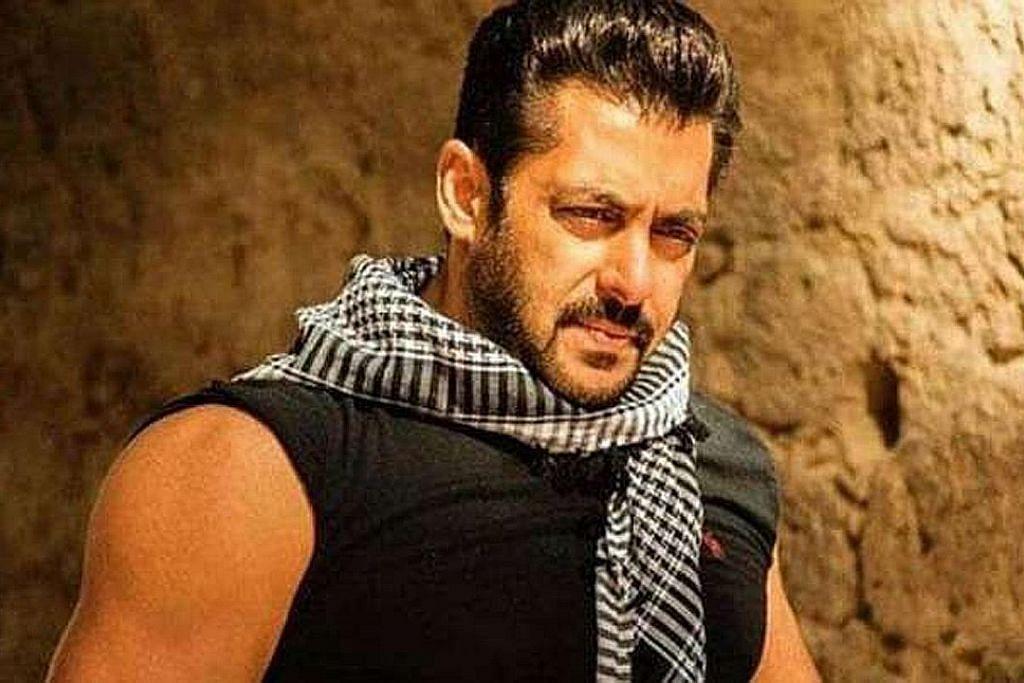 BOLLYWOOD Salman masih laku sebagai hero aksi romantis