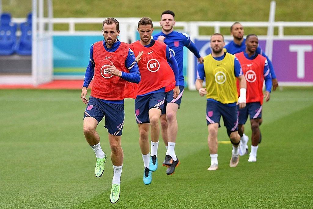 England antara pilihan, tapi Belgium dijangka julang trofi