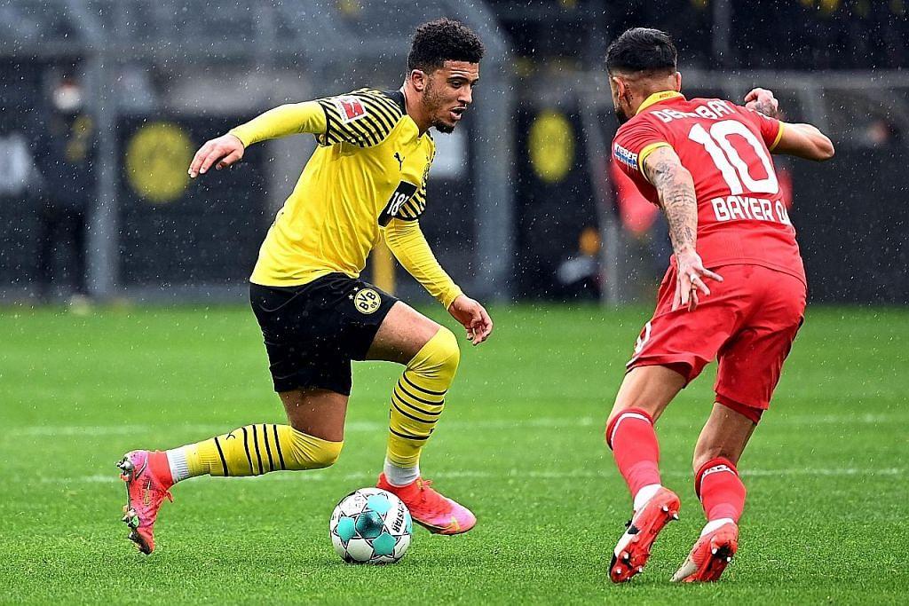 Dortmund tolak tawaran $126j United bagi Jadon Sancho