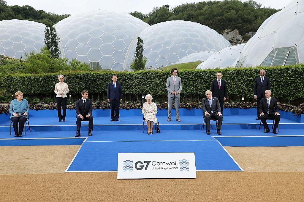 G-7 akur perisytiharan bersama elak pandemik baru
