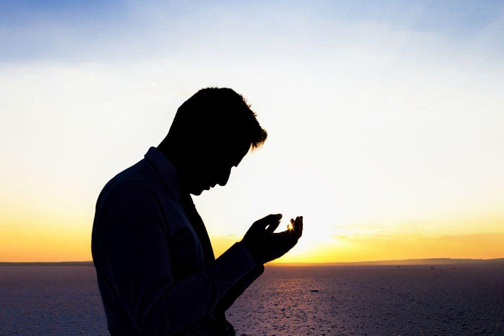 Sabar dan syukur ketika susah dan senang