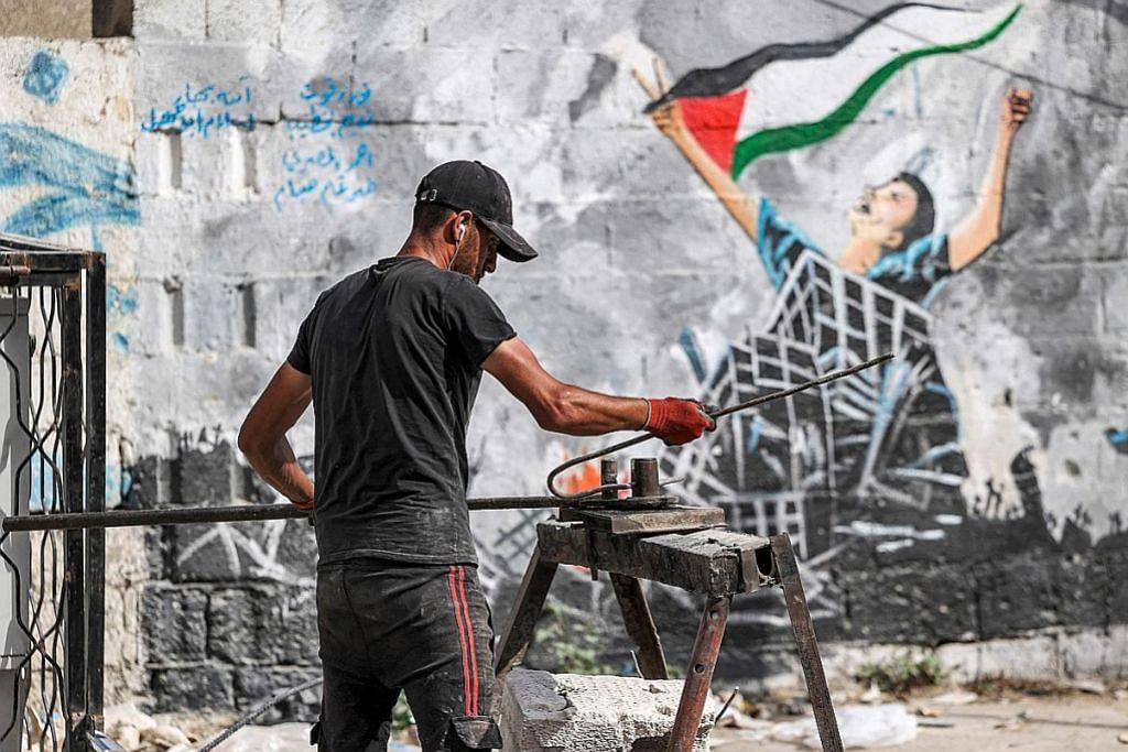 Kesihatan rakyat Palestin memburuk, lebih 1j warga telah ditahan sejak 1967