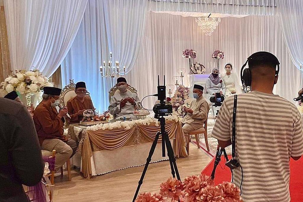 Pemilik niaga perkahwinan harapkan lebih sokongan