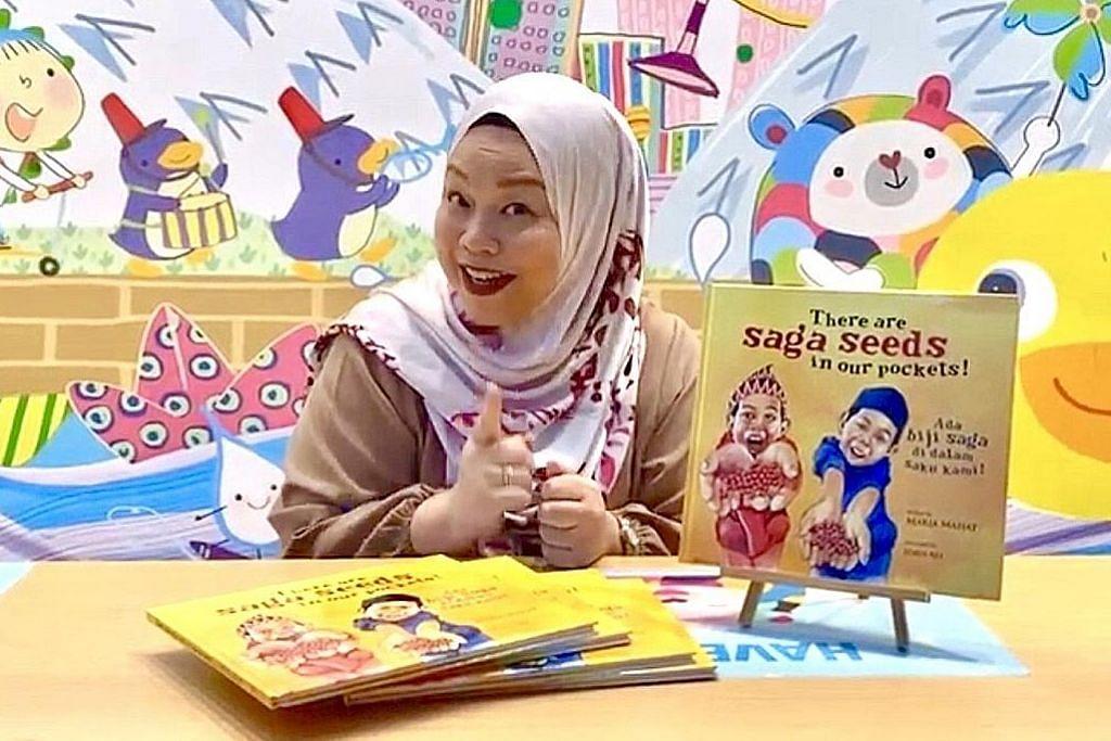 Kerjaya TV bantu penulis terbit program bercerita digital