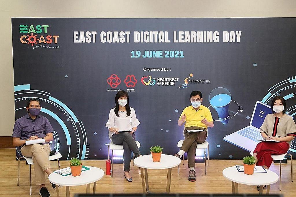 Pelan East Coast bantu penduduk celik digital