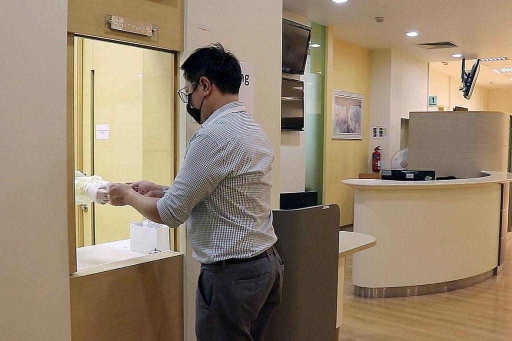 Ujian bagi pelawat hospital: SGH atur sistem SMS, utamakan penjaga berdaftar