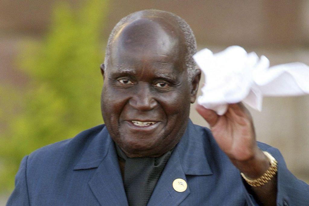 Presiden Halimah ucap takziah pemergian bekas presiden Zambia