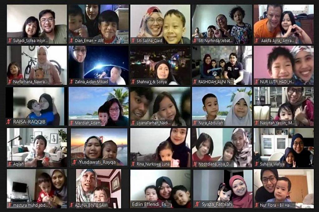 482 keluarga 'lulus' KelasMateMatika anjuran Mendaki