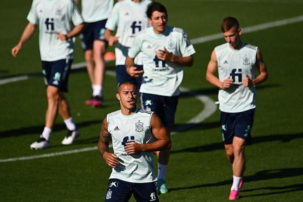 EURO 2020 PREVIU PUSINGAN KALAH MATI Sama kuat, pertemuan Sepanyol-Croatia dijangka sengit