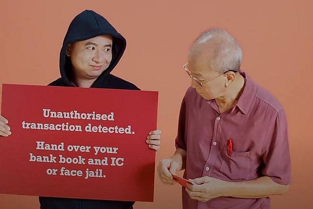 Tinjauan: Kian ramai di SG menjadi mangsa penjenayah siber