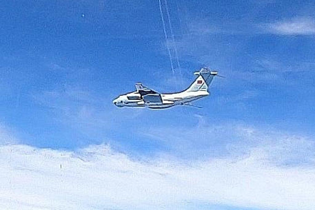 Eng Hen perjelas isu pesawat luar terbang masuk ke ruang udara SG