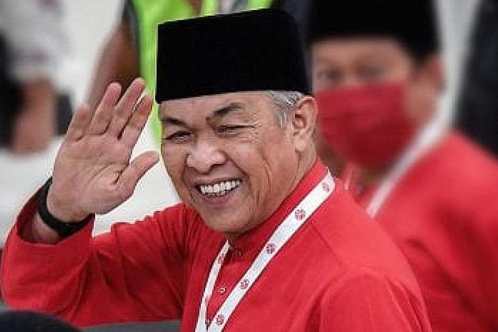 '7 kegagalan' kerajaan buat Umno henti sokong Muhyiddin: Zahid