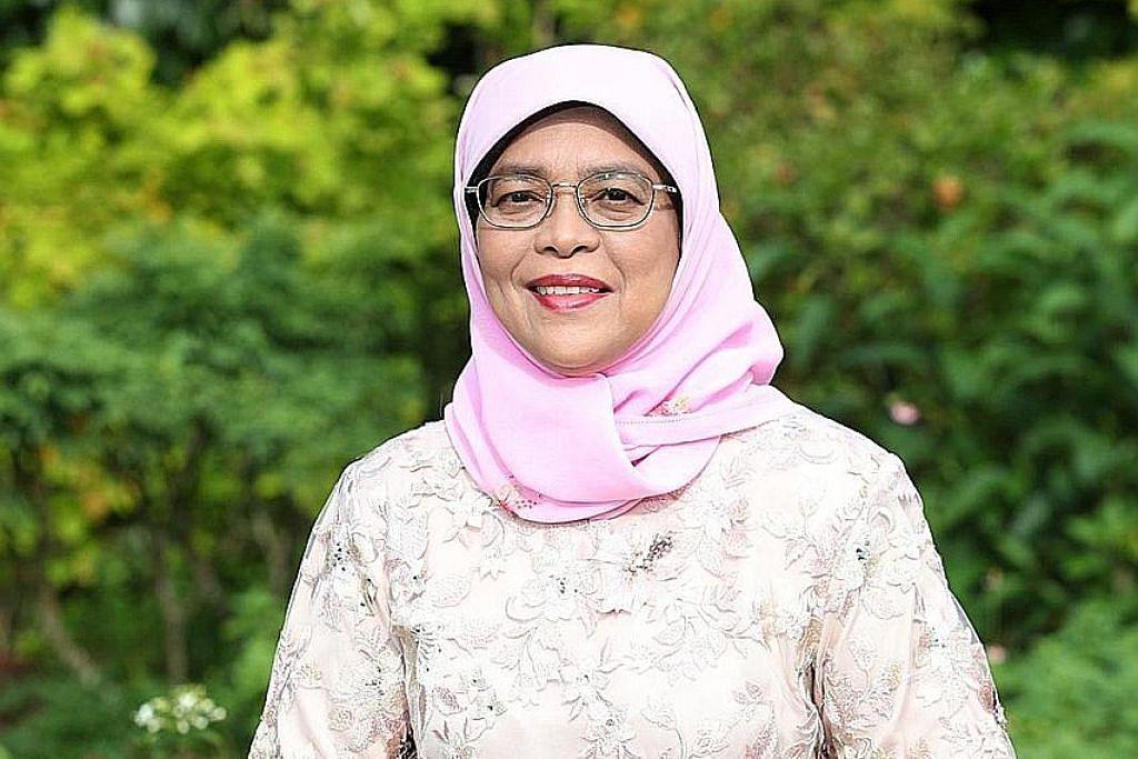 Presiden Halimah: Usaha SG lindungi kanak-kanak sejajar dengan perubahan semasa