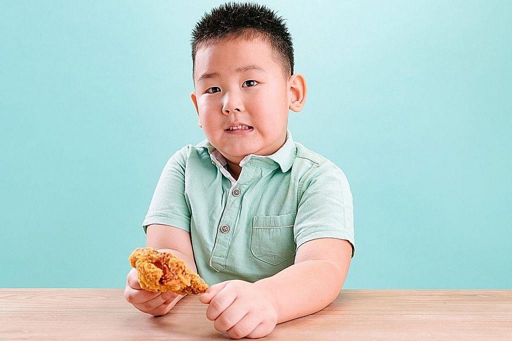Berat badan kanak-kanak di SG bertambah semasa pandemik