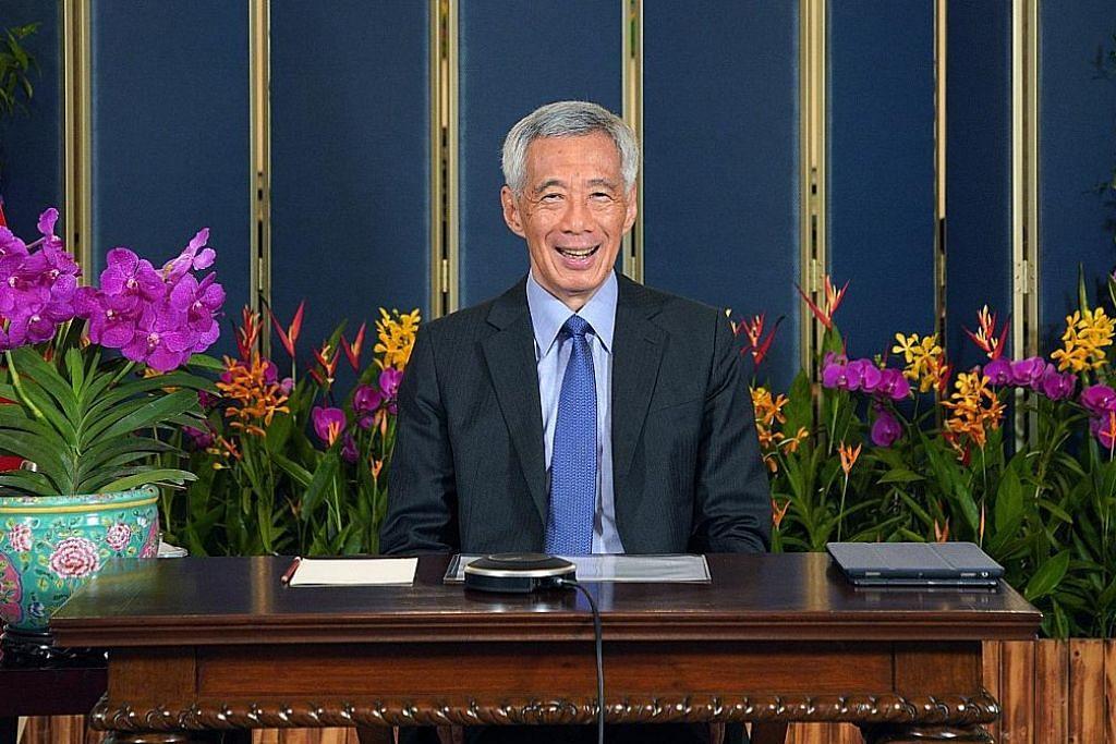 Debat awam isu harmoni kaum 'tidak selesa' tapi berguna: PM Lee