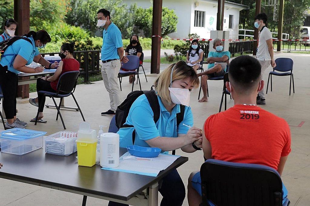 Vaksin antara tunggak pendekatan SG dalam norma baru: Rahayu