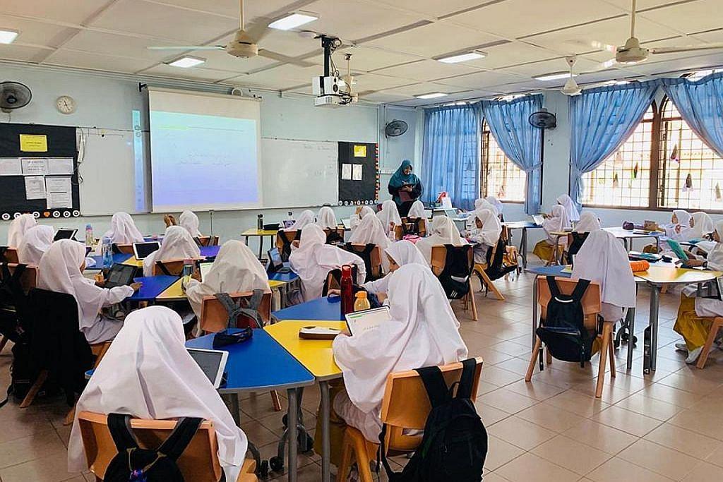 Alsagoff antara 500 sekolah serata dunia diiktiraf Sekolah Unggul Apple