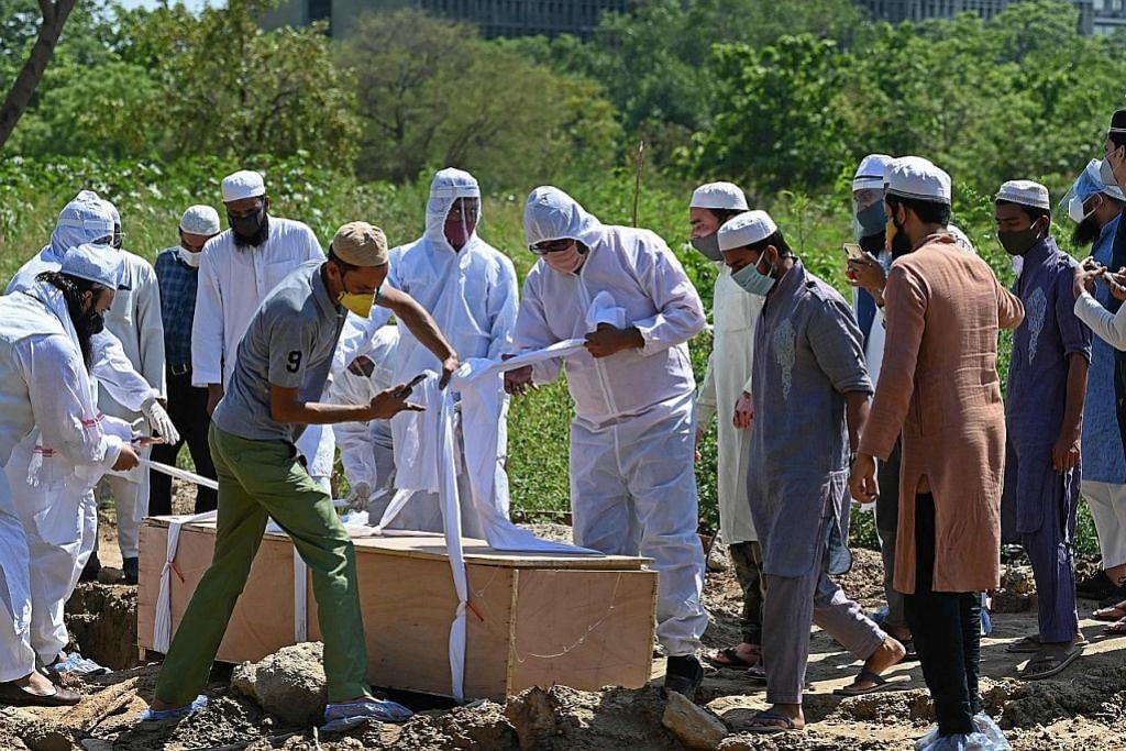 India nafi jutaan warganya maut akibat Covid-19