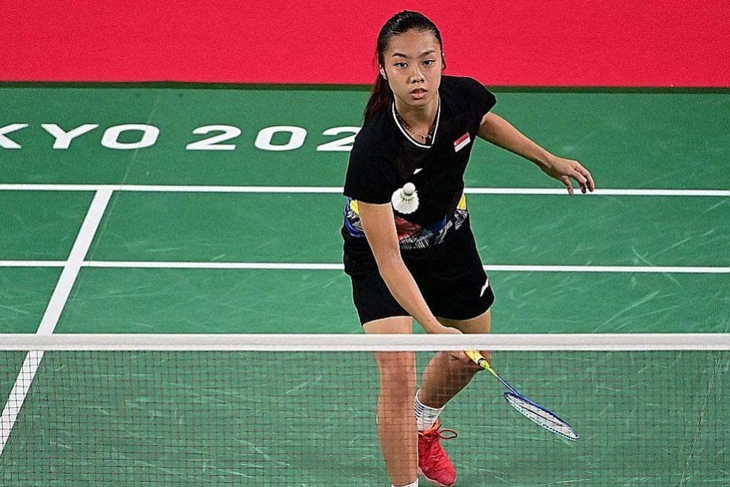 Yeo Jia Min menang selesa perlawanan pembukaan