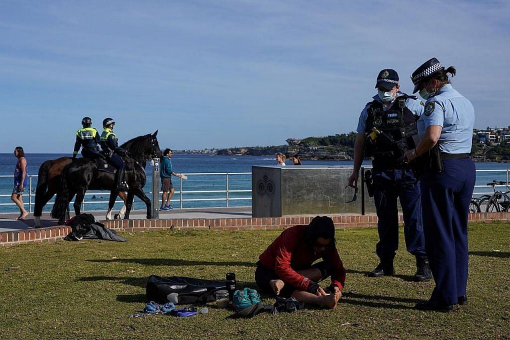 Sekatan Covid-19 ditarik balik di Victoria sedang Sydney catat kes harian tinggi