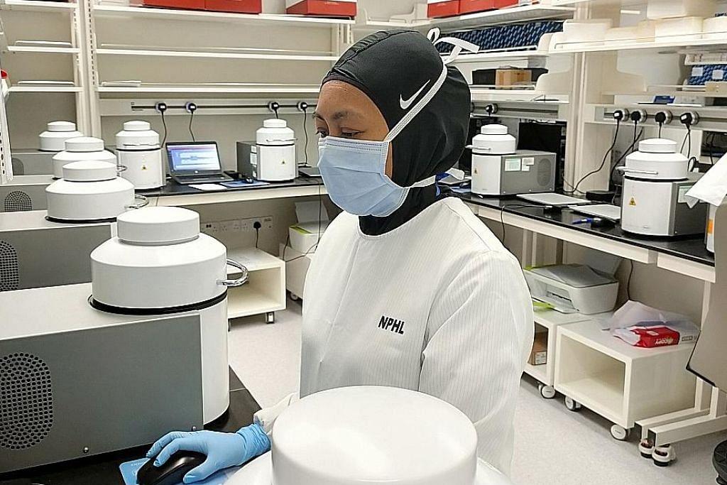 Galas tugas pastikan ujian PCR tepat demi bendung wabak Covid-19
