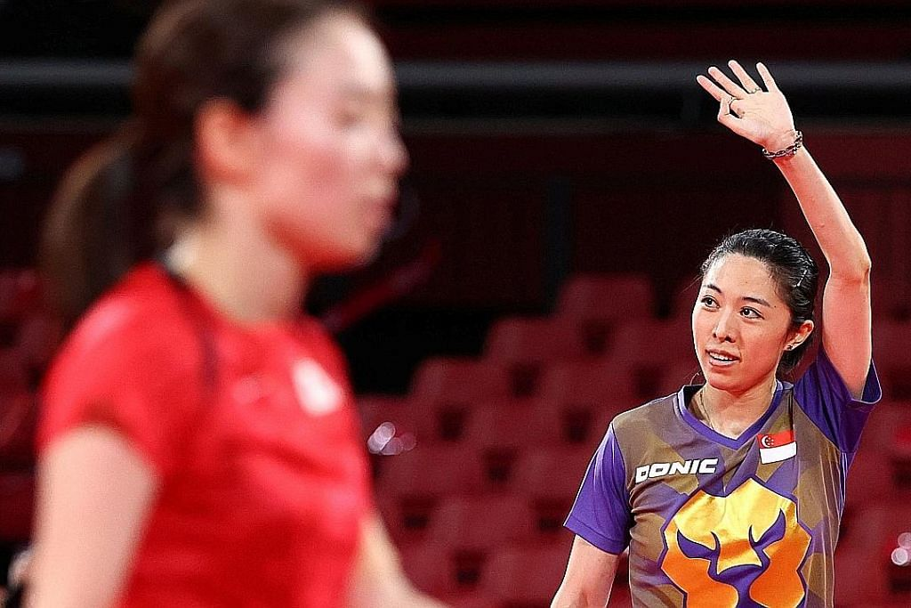 Yu Mengyu hanya perlu baki satu kemenangan raih pingat Olimpik
