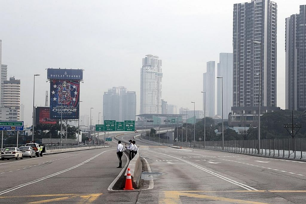 Johor mahu rakyat yang pulang jalani kuarantin wajib 14 hari di rumah