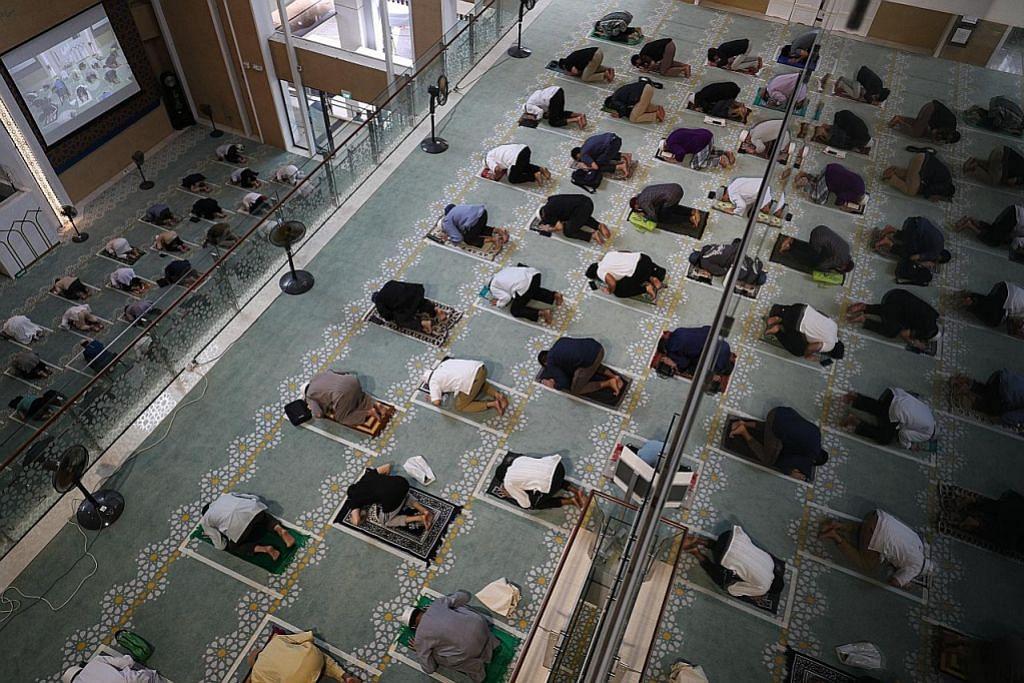 Muis: Boleh ke masjid tanpa tempahan bergantung kepada ruang masjid