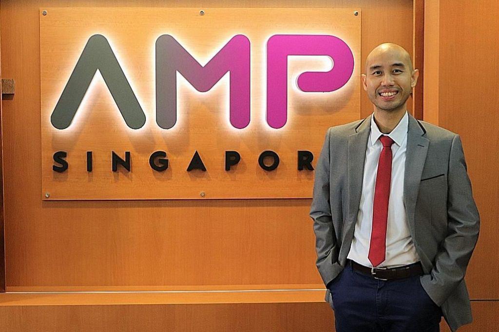 AMP lantik Pengarah Eksekutif baru