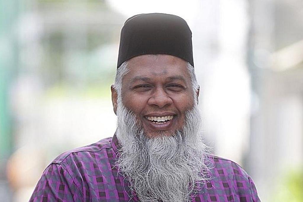 Masjid dekat di hati; curah bakti lebih dua dekad