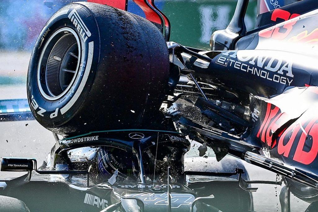 Verstappen sambar petak pertama GP Italy